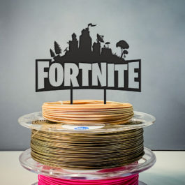 Topper Fortnite Crni