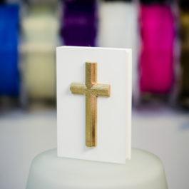 Ukras za tortu – Biblija