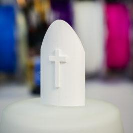 Ukras za tortu – Biskupova kapa