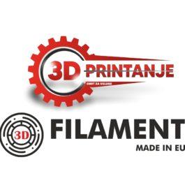 PLA 3D Printanje Filament