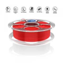 PLA Filament 1KG Prozirno Crvena