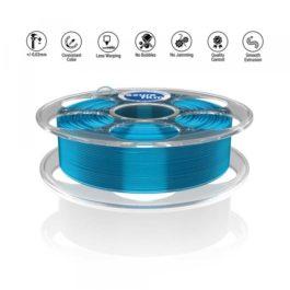 PETG Filament 1KG Plava Prozirna