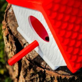 Kučica za ptice Cool 3D Print