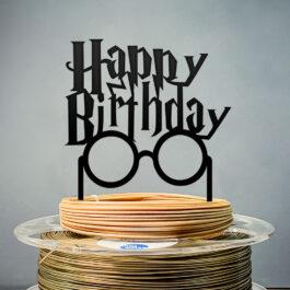 Toper Happy Birthday HP