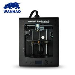 Wanhao Duplicator 6 Plus s poklopcima