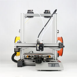 Wanhao Duplicator D12/230 – Dual Extruder – 230*230*250mm