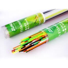 3D-Pen Filament – PLA – 1.75mm – 6 boja