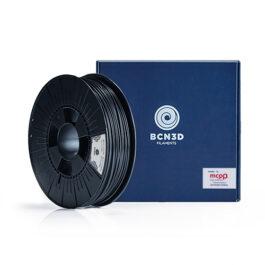 BCN3D Filaments PLA – 2.85 mm – 2,3 kg – Crni