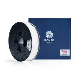 BCN3D Filaments PLA – 2.85 mm – 750 g – Bijeli