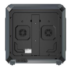 Flashforge Creator 3 V2 Dual Extruder
